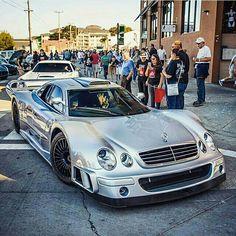 CLK GTR! #Mercedes #Benz #CLK #GTR #AmazingCars247