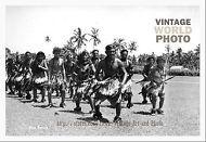 Samoa Vintage Photo Art A4 Size 210x297mm 027