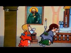 Vianočné rozprávanie - V podvečer svätého Ondreja - YouTube