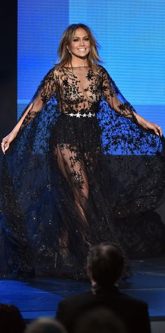 14 of the J.Lo-iest Outfits Jennifer Lopez Has Ever Worn - NOVEMBER 2015 from InStyle.com