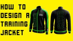 How to design a Training Jacket #yellowimages #3dmockup #mockup #templates #template #3dtemplate #longsleeves #jersey #soccerkit #adobephotoshop #photoshop #howto #psdtuts #trainingjacket #jacket #traksuit Fashion Flats, Fashion Outfits, Soccer Kits, Mockup Templates, Apparel Design, Design Tutorials, Motorcycle Jacket, 3 D, Street Wear