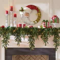 Celebrate the season in style with the selection of indoor and outdoor Christmas decorations at Grandin Road. Shop for unique Christmas decorations online. Christmas Mantels, Christmas Door, Christmas Balls, White Christmas, Vintage Christmas, Christmas Wreaths, Christmas Crafts, Christmas Ornaments, Christmas Ideas
