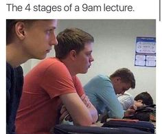 8 am Lecture