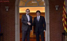 """Rajoy: """"El referéndum en Cataluña no se va a celebrar, lo sabe todo el mundo"""""""