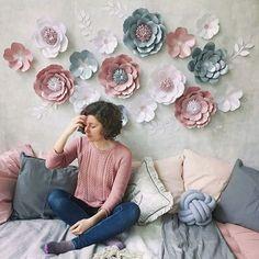 Paper Flowers  Бумажные Цветы (@papermintdecor) | Instagram photos and videos