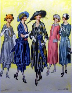 Anything Goes - Celebrating the 20s - May, 1921 Delineator