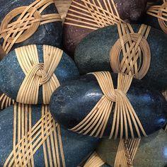 caned rocks