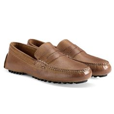 3dfe92991e8 These hand sewn Cole Haan Air Grant penny loafers are perfect summer shoes