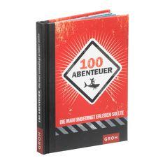 Geschenkideen, Für Ihn, Bücher - Buch 100 Dinge, die man unbedingt - 790.853.0