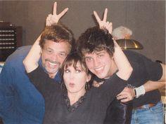 Jay, Marie, Jason.