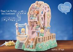 Precious Moments Musical Ferris Wheel