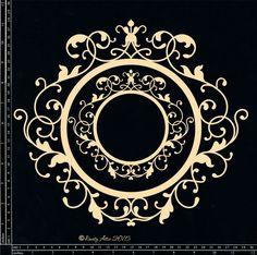Ornate Frame Set - The Dusty Attic