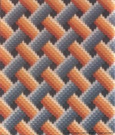 Free needlepoint bargello patterns