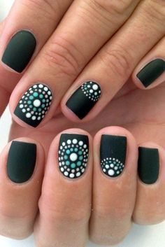 45 Glamorous Gel Nails Designs and Ideas to try in 2016