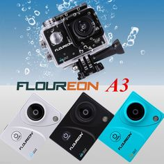 2 4K 16MP HD 1080P Camcorder WiFi Sports Camera Helm Action Cam Video Recorder