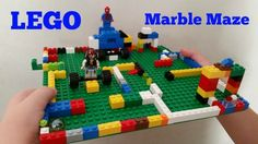 Building with LEGOs is fun, especially when you go beyond the kit into free play. Have fun mankind these LEGO mazes with your kids! #math #LEGO Lego Activities, Fun Activities For Kids, Science Games, Kids Math, Science Education, Physical Education, Lego Maze, Lego Online, Lego Universe