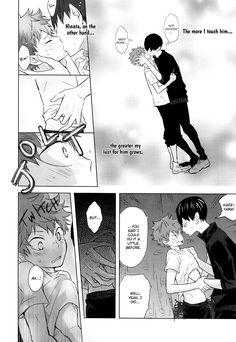 [bubunhanten] Haikyuu!! dj – Kokoro Control 2 [Eng]  Page 10 #Haikyuu #Yaoi…