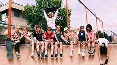 Welcome to the sisterhood of skateboarding. Here are the raddest female skate crews of 2018 Rue, Scene, Street, World, Instagram, Skateboarding, Decks, Reebok, Daughters