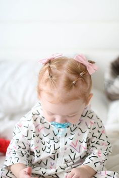 toddler hair ideas   toddler hair tutorials   baby hair styles   baby girl hair tutorials   easy baby hair styles   baby pony tail ideas   toddler hair style ideas
