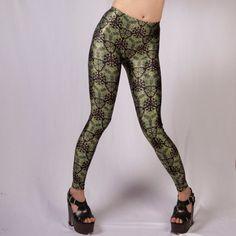 Geometric leggings, psychedelic leggings, optical leggings, pattern leggings, yoga Leggings, colourful leggings, lycra leggings,