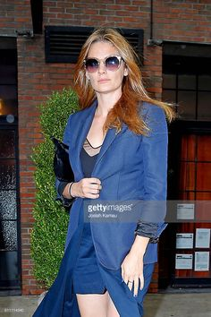 Stana Katic seen out in Manhattan on September 28, 2016 in New York, NY.