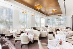 Jean Georges, New York City . . . fantasy dining