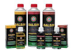 Ballistol Klever Balsin Schaftöl der exquisite Holzschutz in den Größen 50ml und 500ml