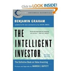 The Intelligent Investor of Practical Counsel - 20 Best Finance Books That The Richest People Read