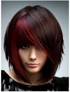 Image result for funky medium haircuts