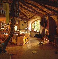 The eco house of Simon Dale