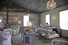 A Softer Side Of Texas...Rachel Ashwell Shabby Chic At The Prairie