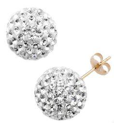 14 Karat Solid Yellow Gold Stud Earrings 5.00 Carat Total Weight Diamond Simulated Cubic Zirconia Stone. 2.50 Carat Each Round Ball Stones Large 10mm 14 karat gold jewelry,http://www.amazon.com/dp/B00G13C8NW/ref=cm_sw_r_pi_dp_bizvtb0WXQ5D4BMJ