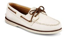 Summer shoes! Sperry Mens Gold Cup Authentic Original 2-Eye Boat Shoe #poachit