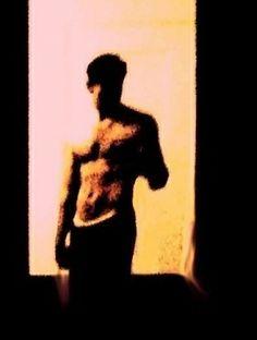 "lotusallure: "" Hi Matt. Hi Matt's abs ;) "" Hi Matt's V Matthew Davis, Silhouette, Change, Heart, Hearts"