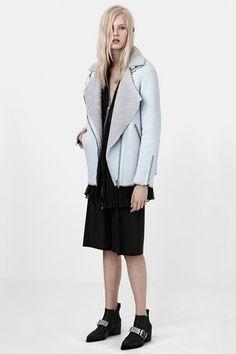 MacQ - jacket + shoes