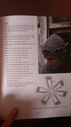 Jughead - knit hat