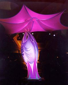 Fabric Structures | Projects | Function | Kinetic