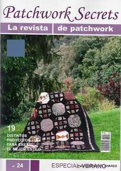 Patchwork Secrets 24 - Majalbarraque M. - Álbumes web de Picasa
