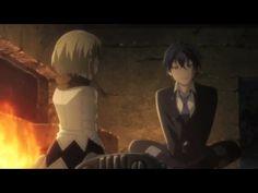 Black Bullet--Rentaro & Kayo