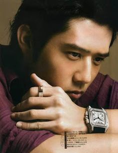 10 HOT Taiwanese actors who give Kdrama men a run for their money Handsome Asian Men, Hot Asian Men, Asian Guys, George Hu, Pink Fuzzy Sweater, Song Joong Ki, Cute Actors, Thai Drama, Bo Gum