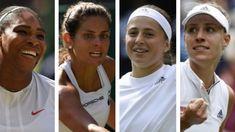 Ponturi fulger pentru semifinalele feminine de la Wimbledon 12.07.2018