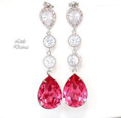Crystal Chandelier Earrings RP-31
