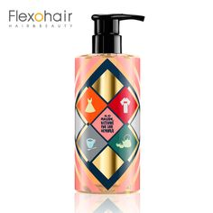 Limited Holiday Collection SHU UEMURA Cleansing Oil Gentle Radiance SHAMPOO! Designed by Maison Kitsuné.