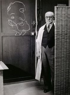 Henri Matisse | photo by Brassai