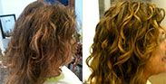 DevaCurl haircuts - who knew?  Wonder if my hair is too thin now for this to work?  DevaCurl stylist finder: http://www.mydevacurl.com/curly_stylist_finder