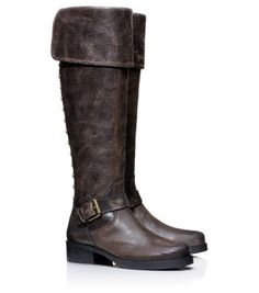 Tory Burch Tarulli Over-the-knee Boot  Just got these, my FAVE!!!