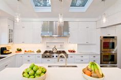 Skylights Design Ideas. Eclectic KitchenContemporary ...