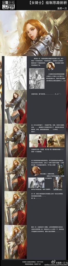 温柔一刀-lq的照片 - 微相册@小水無痕采集到教程(432图)_花瓣平面设计