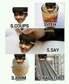 Going Seventeen, Seventeen Memes, Seventeen Debut, Woozi, Jeonghan, Bts Got7, Day6 Sungjin, Seventeen Wallpapers, Seventeen Wallpaper Kpop