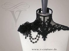So beautiful!  By http://www.v-couture.de/